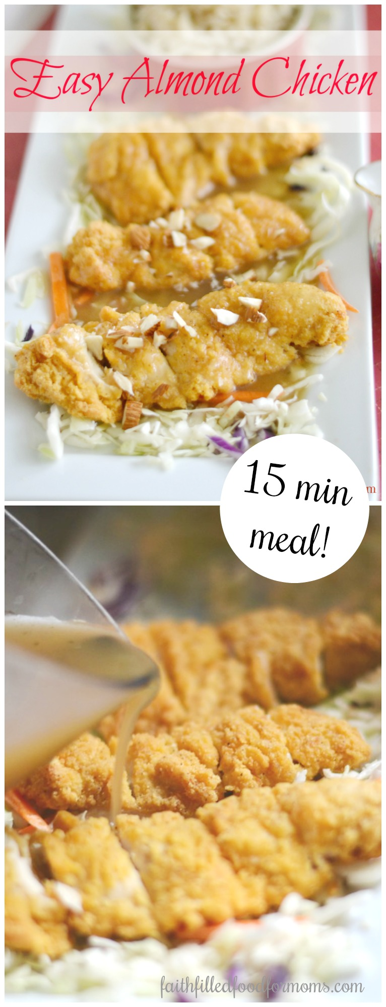 Easy Almond Chicken