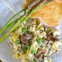 Easy Beef Stroganoff Skillet Dinner Recipe