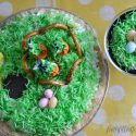 Easy Easter Pie Dessert Decorations
