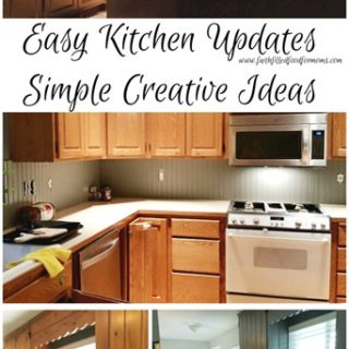 Quick Easy Kitchen Updates Simple Creative Ideas
