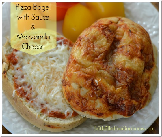 Franz Pizza Bagel
