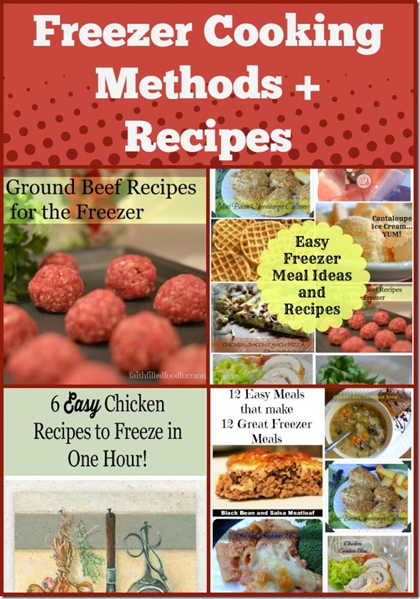 How to Make a Flexible Meal Plan • Faith Filled Food for Moms
