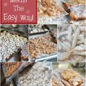 Freezer Meals the Easy Way