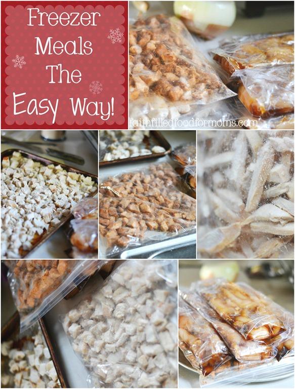 Freezer-Meals-Easy