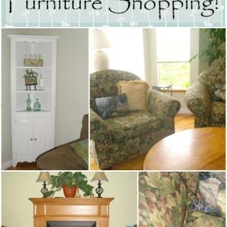 Save Money – Furniture Shopping