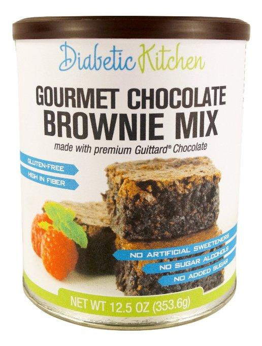 GF Gourmet Brownie Mix