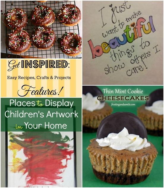 Get Inspired Link Party 18