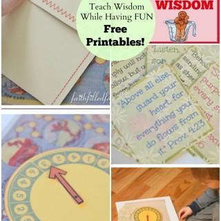 DIY Gingerbread Game For Gaining Wisdom