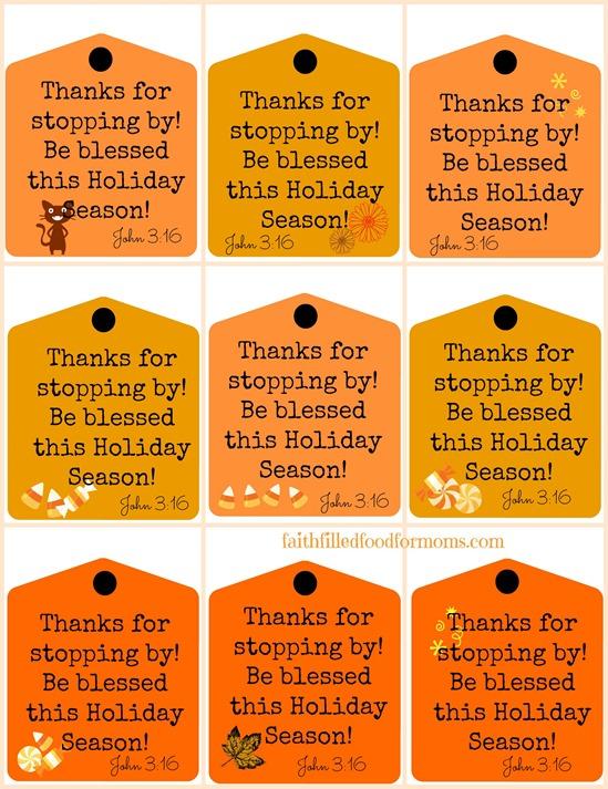 Halloween Blessings