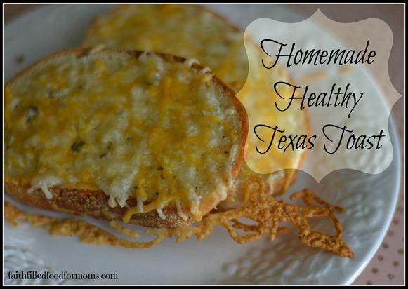 Healthy Homemade Texas Toast #shop
