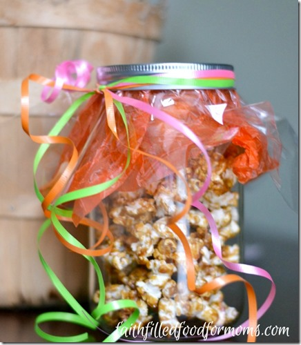 Homemade Caramel Corn Popcorn Recipe 2