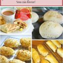 Homemade Hot Pockets you can freeze