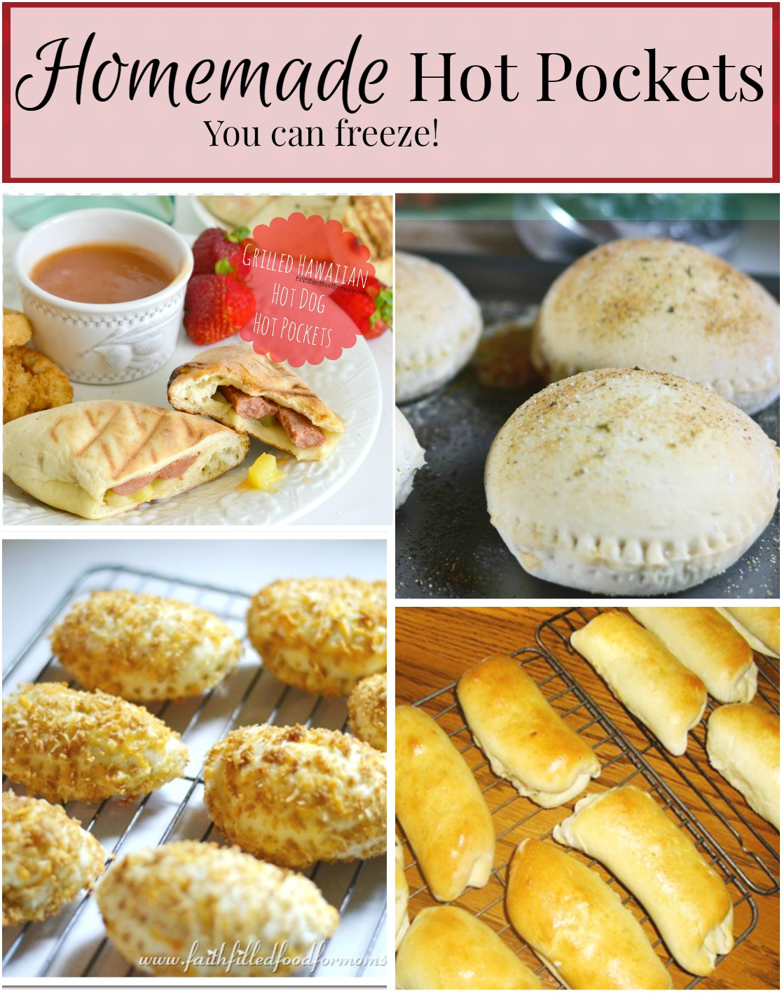 Homemade hot pockets for freezer meals faith filled food for moms forumfinder Images
