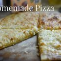 Easy Basic Homemade Italian Pizza Dough Recipe