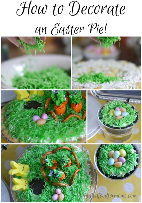 How to Decorate an Easter Pie