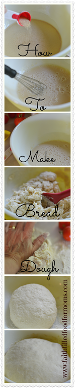 How To Make Bread Dough
