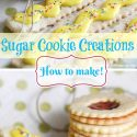 How to Make Sugar Cookie Creations for gifts