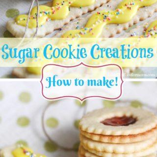 Sugar Cookie Creations