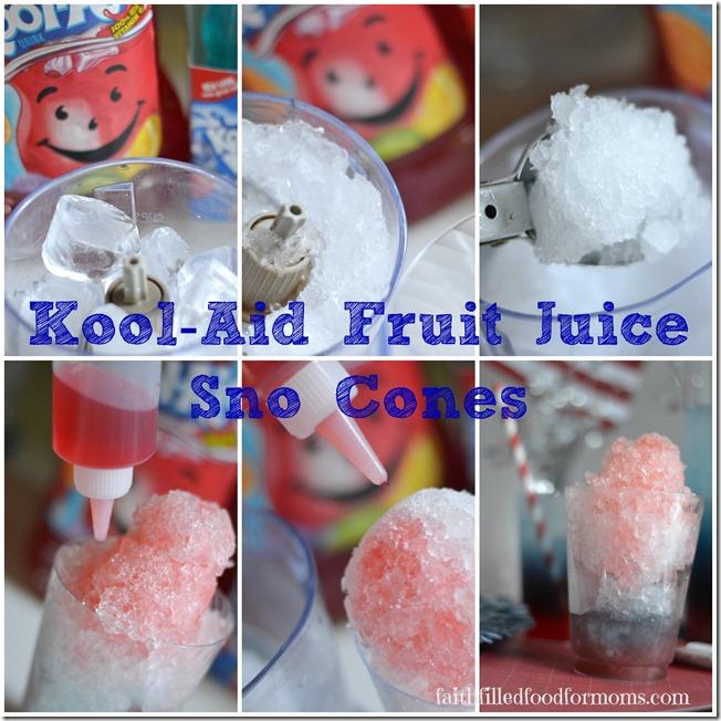 #KoolOff with Kool-Aid Sno Cones