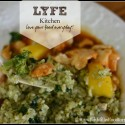 LYFE Kitchen..love your food everyday!