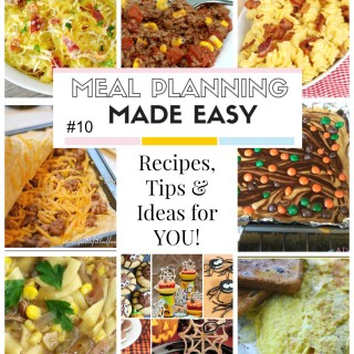 Meal Planning Made Easy #10