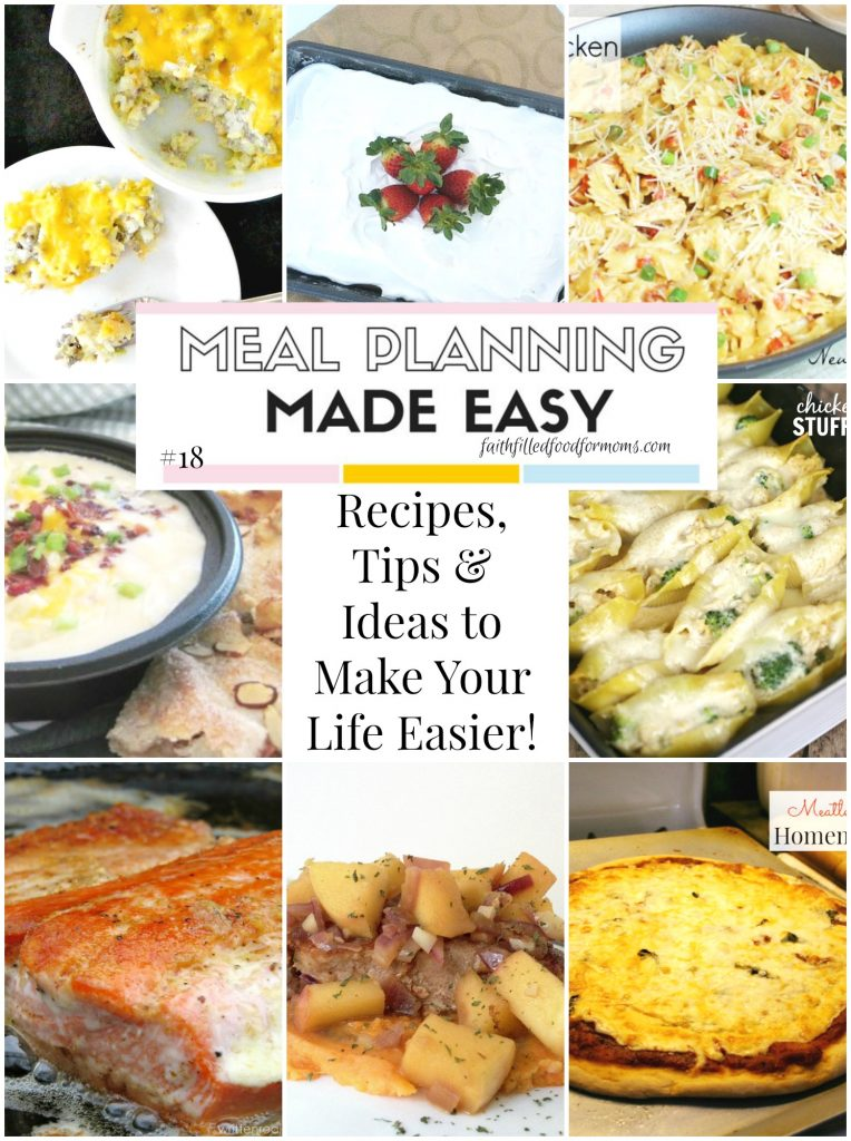 Meal Planning Made Easy #18