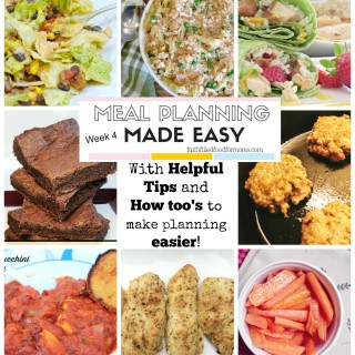 Meal Planning Made Easy