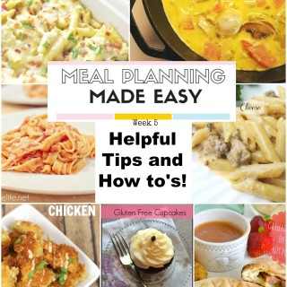 Meal Planning Made Easy #5