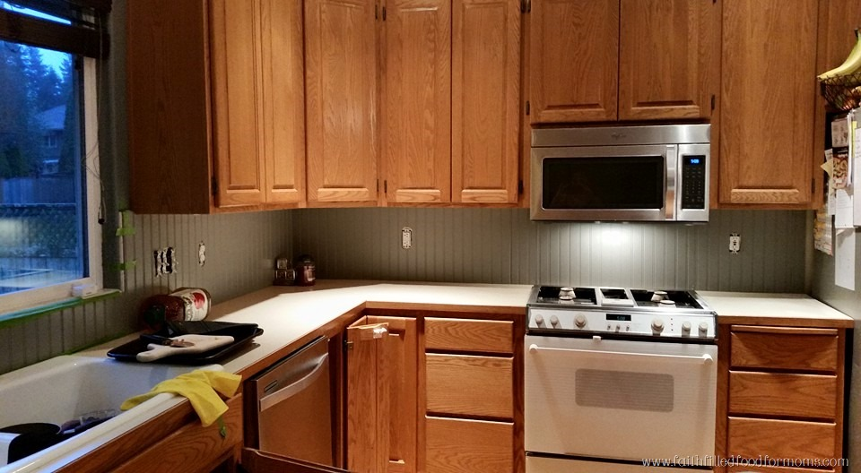 Quick easy kitchen updates simple creative ideas faith filled food for moms - Basic kitchen upgrade ideas ...