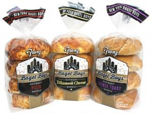 Franz New York Bagel Boys Gourmet Bagel Photo Contest!