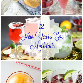 12 No Alcohol Mocktails!