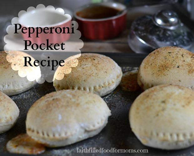 Pepperoni Hot Pocket Recipe
