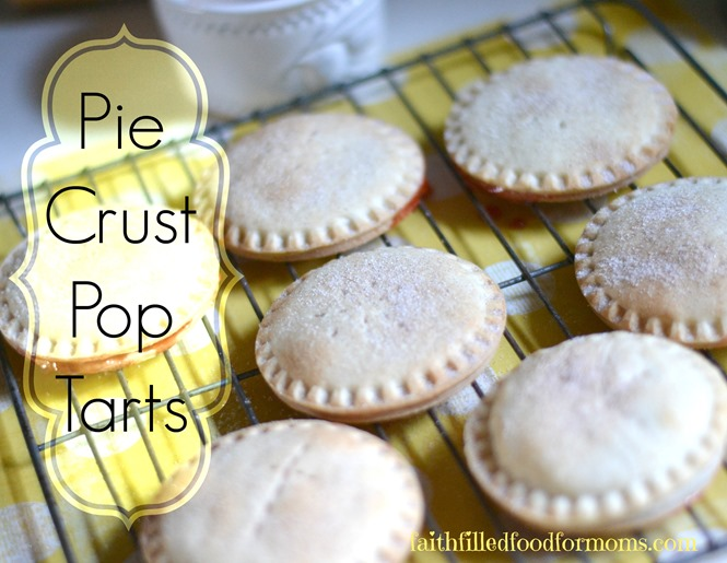 Pie Crust Pop Tarts