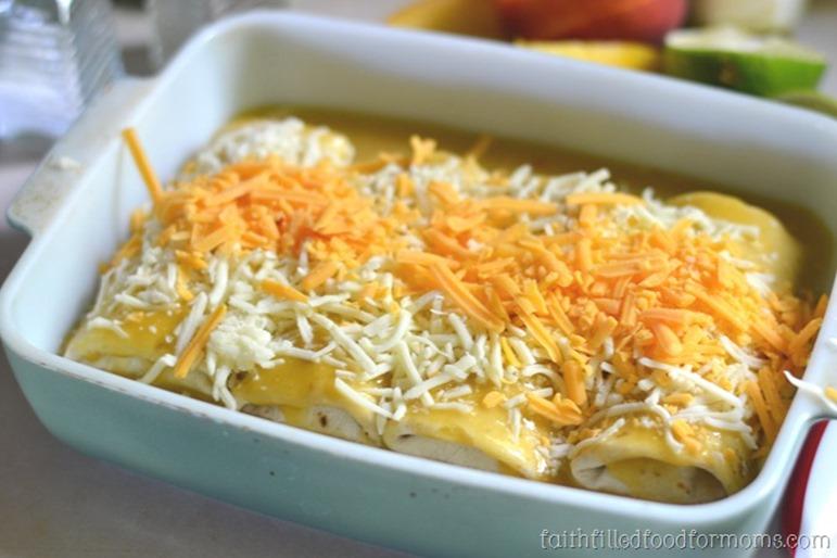 Quick Enchiladas 1