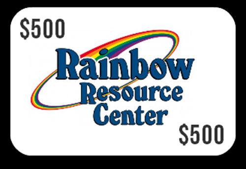 Rainbow Resource Gift Card