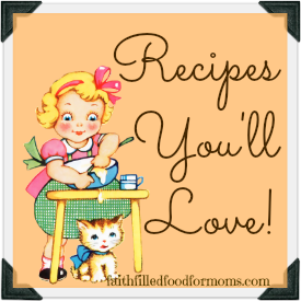 Recipes You'll Love!