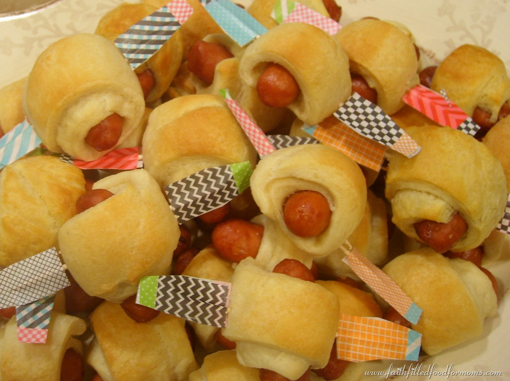 Little Smokies Airplanes Appetizer Recipe Faith Filled Food For Moms