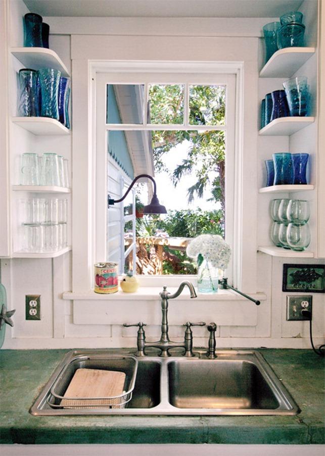 Shelves for Glasses