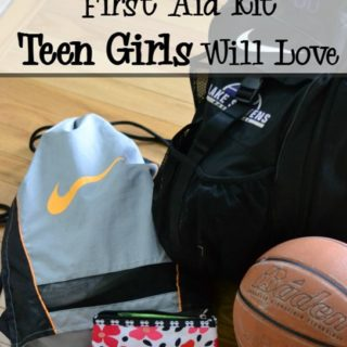 Simple Self Care First Aid Kit Teen Girls Will Love