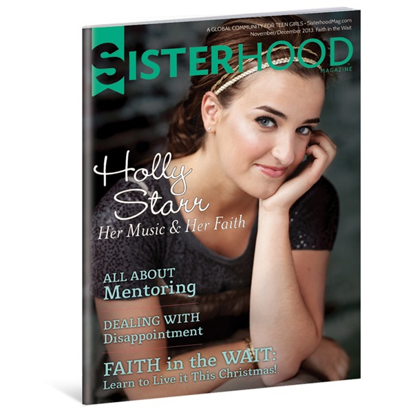 Sisterhood Magazine and a Giveaway!