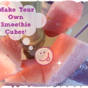 Healthy Smoothie Cubes