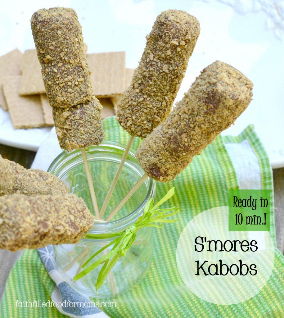 S'mores Kabobs 1