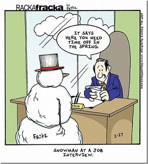 SnowmanInterview