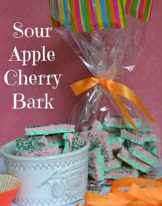 Sour Apple Cherry Bark #KoolOff #shop
