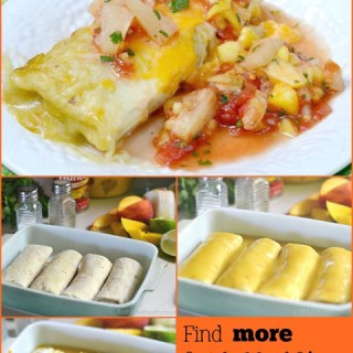 Quick Enchiladas