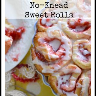 Homemade Cherry Sweet Rolls