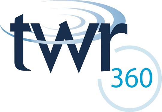 TWR 360 logo