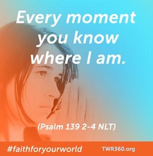 TWR360 Faith For Your World 1