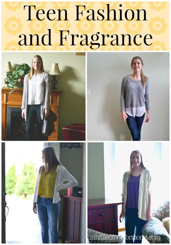 Teen Fashion and Fragrance