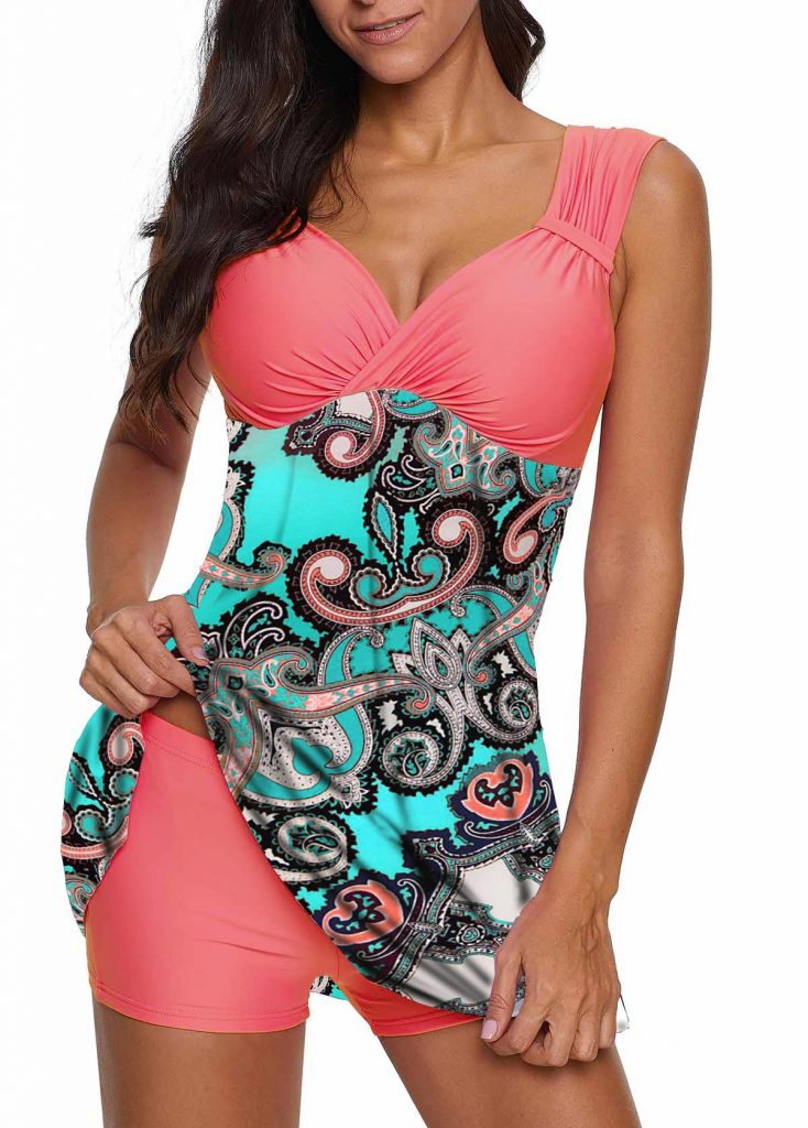 The Best swimsuits for Moms to hide the tummy!